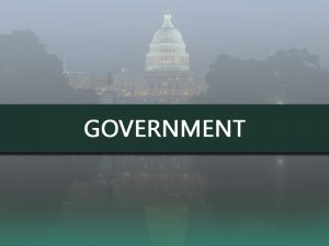 Government - Infinite Staffing Solutions